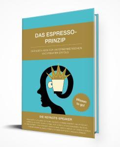 """Einfach erfolgreich - mit dem Buch """"Das Espresso-Prinzip"""""""