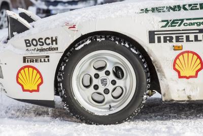 Der Pirelli Winter Sottozero Serie III bewies unter extremen Bedingungen seine Klasse
