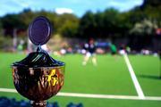 Charity Cup | Siegerpokal beim Benefizturnier 2013