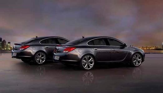Die London Motorshow (23. Juli bis 3.August 2008) steht ganz im Zeichen einer doppelten Weltpremiere: Dort zeigt sich der neue Opel Insignia das erste Mal der Öffentlichkeit - und zwar als vier- und als fünftürige Limousine