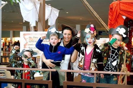 IBO-Piratenabenteuer begeistert die jungen Messebesucher