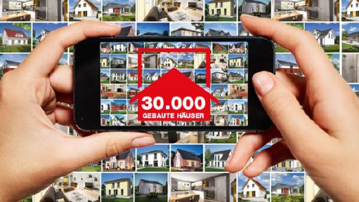 Town & Country Haus baut 30.000 Massivhaus