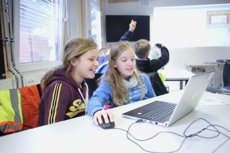 Bewerbungsrelevant – JuniorCampus fördert Mädchen, Foto: JuniorCampus