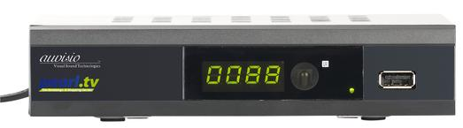auvisio Digitaler pearl.tv DVB-C2-Kabelreceiver DCR-100.fhd