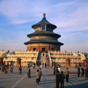 Der berühmte Himmelstempel, Peking