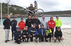 Mountain-Biking-Tour auf Mallorca Januar/Februar