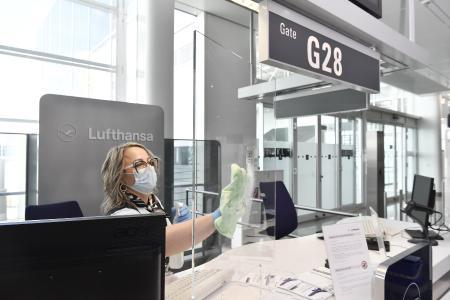 ACI Airport Health Zertifikat: Flughafen München erhält Auszeichnung für Umsetzung von Gesundheitsmaßnahmen