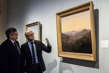 Wintershall is partner for the major Dahl-Friedrich exhibition in Oslo