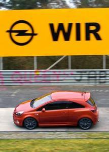 """Corsa-Spitze: In der 2011 vorgestellten """"Nürburgring Edition"""" des Opel Corsa OPC leistet das optimierte 1,6-Liter-Triebwerk 155 kW/210 PS"""