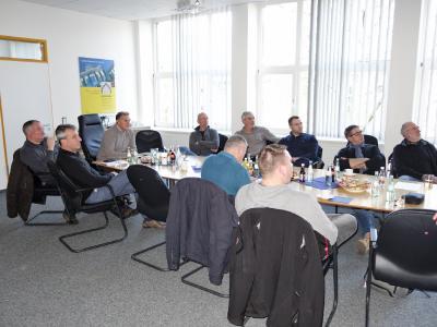 Großes Interesse bei den Teilnehmern der Tagung