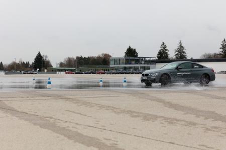 BMW M Fahrzeug, Drift
