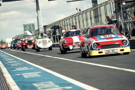 47. AvD-Oldtimer-Grand-Prix auf dem Nürburgring