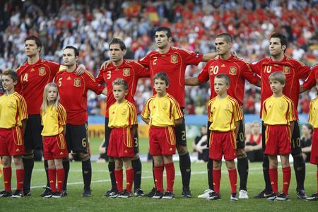 Spanische Fußballnationalmannschaft | Montafon Tourismus