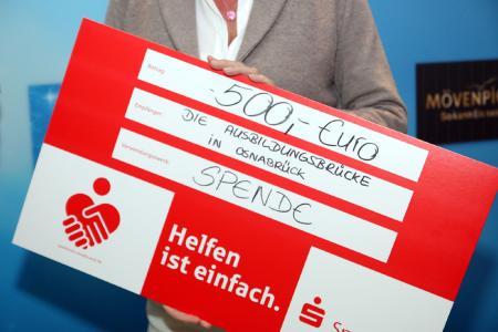 500 Euro für die Zukunft