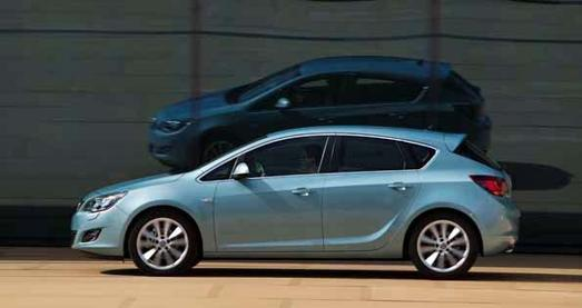 Neuer Opel Astra ? Kasko klasse