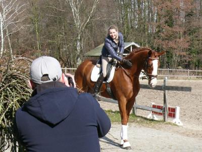 Martina von Hoesslin (Foto: Horse&Rider)