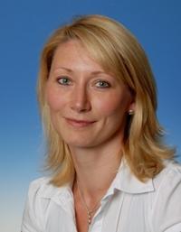 Jeannette Schinke, Empfangschefin im Seminaris SeeHotel Potsdam