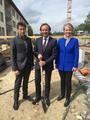 """Spatenstich für """"Villa Eden"""": DBA Deutsche Bauwert AG startet Revitalisierung der """"Villen Montabaur"""" innerhalb des """"Quartiers Süd"""""""