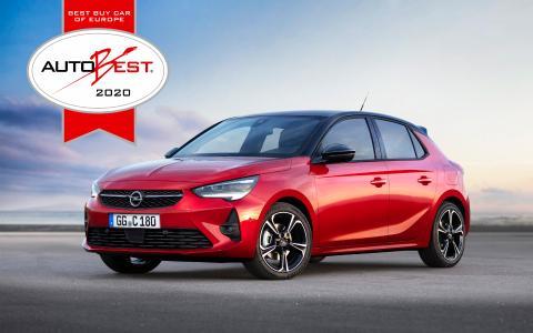2020 Autobest Opel Corsa-e