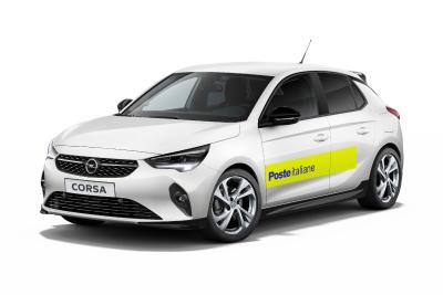 Großauftrag: Italienische Post bestellt mehr als 1.700 Opel Corsa-e