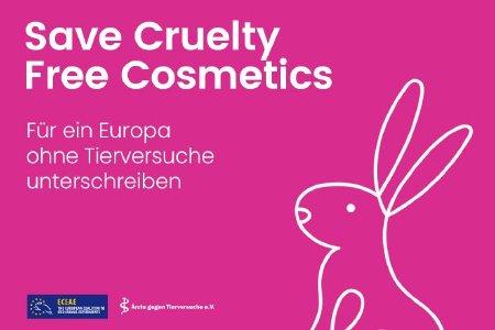 Kosmetika werden immer noch an Tieren getestet