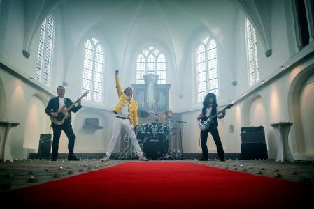 Eine wahrhaft königliche Show: Queen Tribute Night