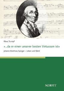 SCHOTT SBU60 Johann Matthias Sperger