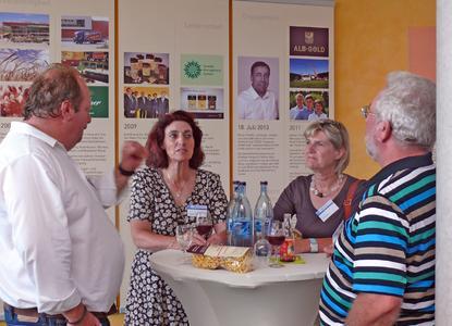 Dozenten und Ausbilder nutzten die Veranstaltung zum Erfahrungsaustausch. Foto: Handwerkskammer