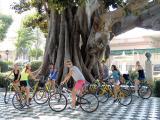 Fahrradtour in Cádiz