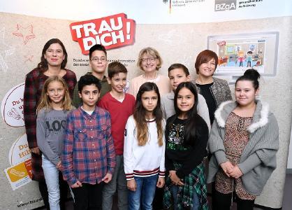 """Berlin kooperiert mit bundesweiter Initiative """"Trau dich!"""" zur Prävention des sexuellen Kindesmissbrauchs"""