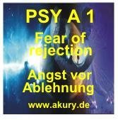 Angst vor Ablehnung