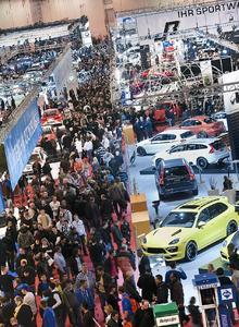 Essen Motor Show vom 1. bis 9. Dezember 2012