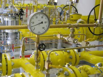 IS Wasserstoff Rohrleitungssystem