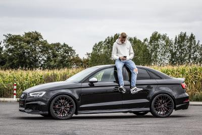 Motorsportlers Daily - Audi RS 3 Limo auf Ultralight Project 3.0