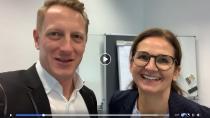 Ankündigung: Frederic Feldmann und Verena Faden