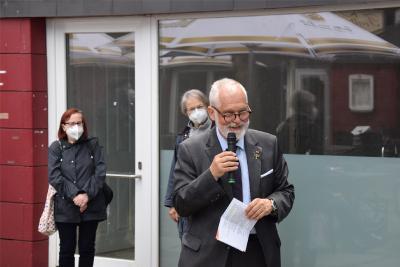 Norbert Prochnow, Vorsitzender der Stiftung Unionhilfswerk Berlin, Foto: Benjamin Schneider