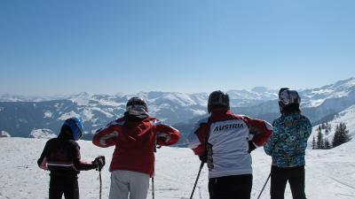 Schönste Aussichten im Ski Juwel Alpbachtal Wildschönau