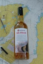 MS Fram Whisky