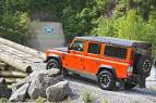 Defender Celebration Day in Wülfrath: Land Rover feiert seine Allrad-Ikone