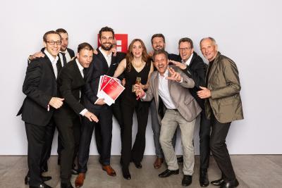 Aus insgesamt 6.375 Beiträgen wurden 66 Wettbewerbseinreichungen von einer internationalen und unabhängigen Expertenjury mit dem goldenen iF Label für außerordentliche Designleistungen belohnt / Copyright: iF Design