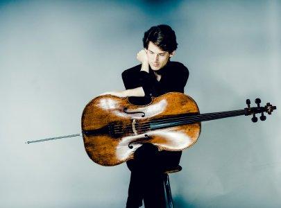 Solo-Cellist Jakob Spahn von der Bayerischen Staatsoper.
