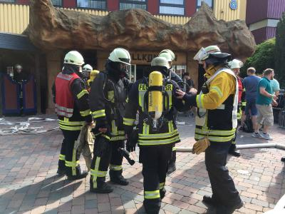 Feuerwehrübung 1