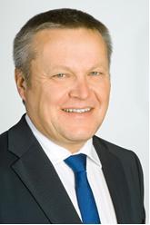 Bernhard Kerscher, Sprecher der Geschäftsführung der TÜV SÜD Auto Service GmbH