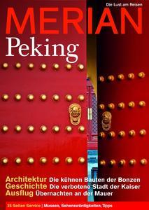 MERIAN Peking erscheint am 26. Juni 2008