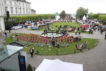 Impressionen von den Schloss Bensberg Supersports Classics 2017 / Foto: Auto Zeitung, Daniela Loof