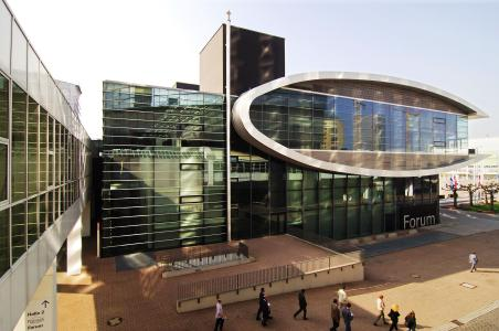 Forum der Messe Frankfurt, Quelle: Messe Frankfurt GmbH