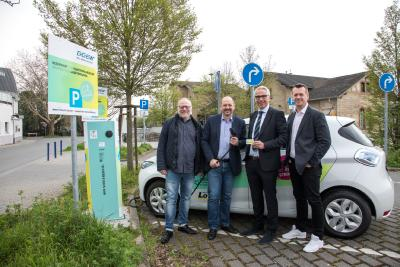 GGEW E-Carsharing jetzt auch in Bickenbach