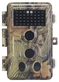 VisorTech Full-HD-Wildkamera WK-590, 3 Bewegungssensoren, Nachtsicht, Farbdisplay, IP66 / Bild: PEARL.GmbH / www.pearl.de