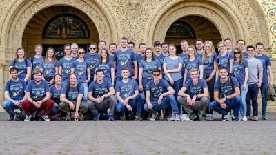 Studierende der Hochschule auf Exkursion im Silicon Valley