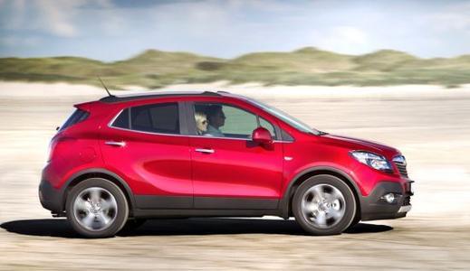 Kompakter Allradler: Der Opel Mokka ist der preisgekrönte Star unter den subkompakten SUV